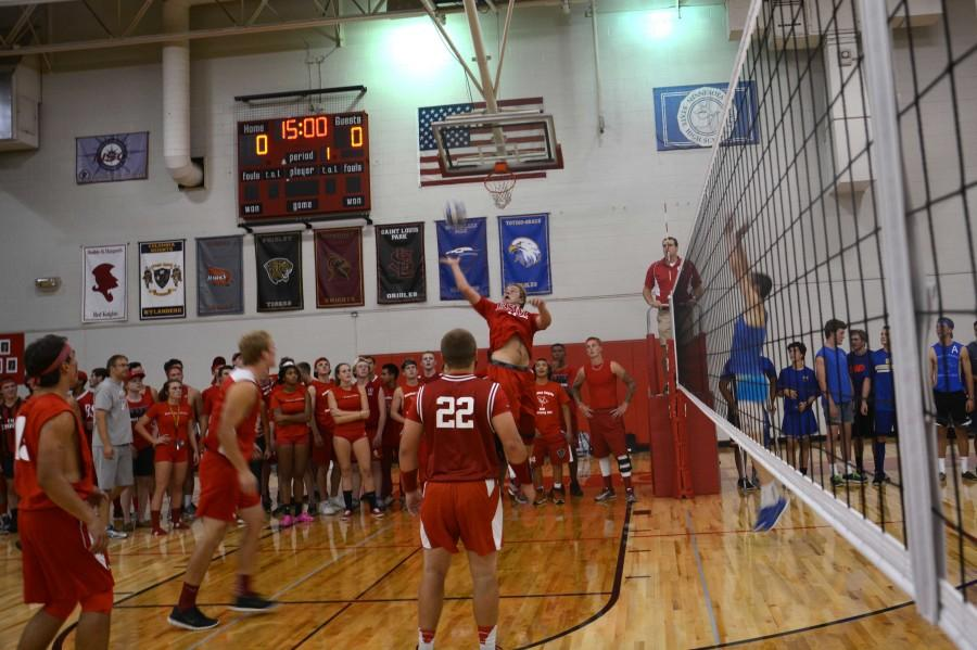 The+Senior+boys+fought+hard+in+their+last+annual+Boy%27s+Volleyball+game%2C+but+came+up+short+2+points+in+the+3rd+game.