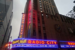 Radio City Music Hall is a historical and immersive trip away from reality.