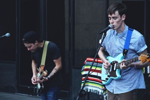 Performing hours' worth of new music for fans, Hippo Campus is gearing up to release a full length album.