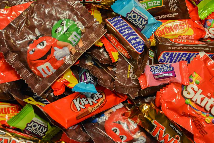Top 10 Halloween candies: from the healthiest to the unhealthiest