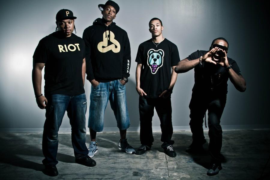 Hip-Hop Resurrection – Knight Errant