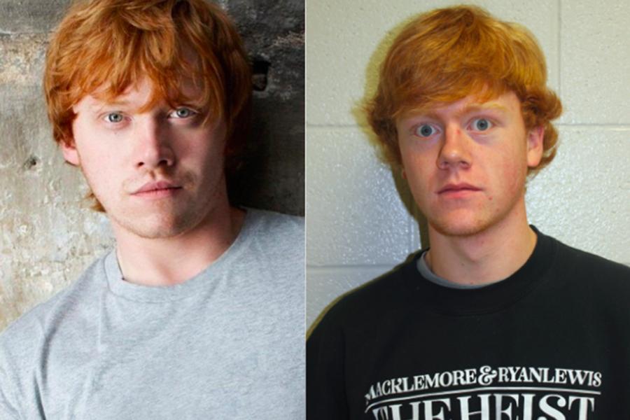 Student celebrity look-alikes