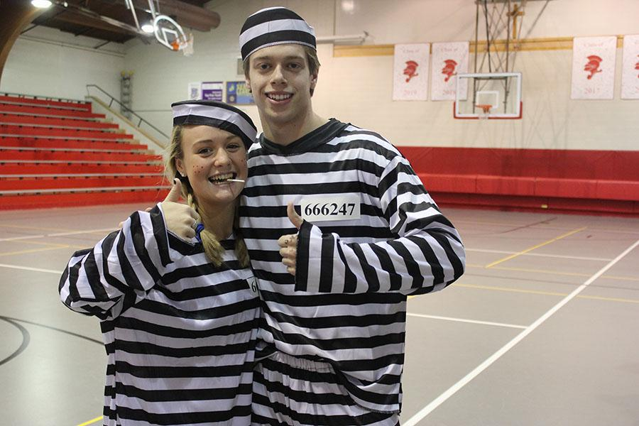 Halloween festivities held by student council prove successful