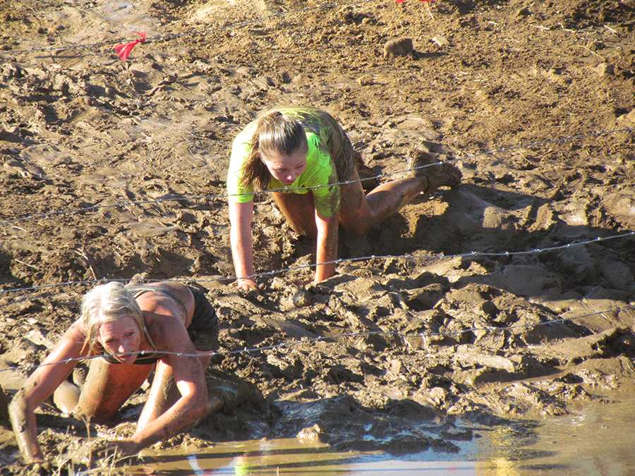 Kylie Nevells is an avid cross country runner and decided to taking her endurance to a new level by competing in the Warrior Dash.