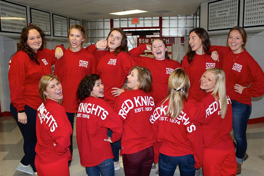 The Senior Ladies Shirts