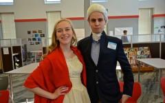AP Euro students participate in annual Enlightenment Salon