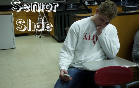 8 Signs the Senior Slide is All Too Real