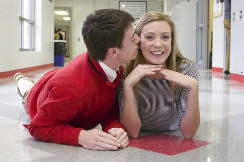Colin Segner and Samantha Huff
