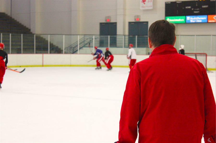 Ken Pauly: coaching beyond the ice