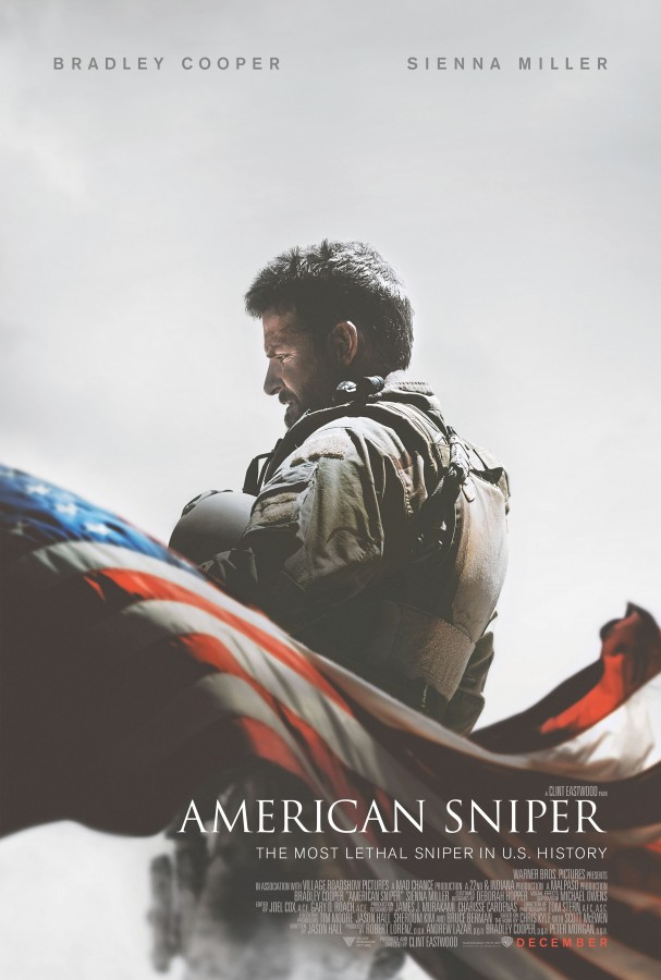 Clint+Eastwood%27s+%22American+Sniper%22+is+a+stunning+spectacle+that+perfectly+portrays+the+life+of+a+struggling+soldier.