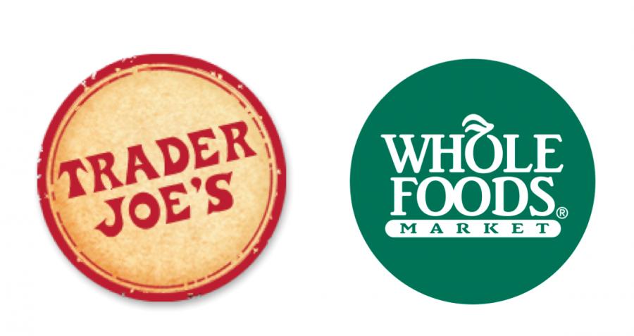 Showdown #1: Whole Foods Vs. Trader Joes