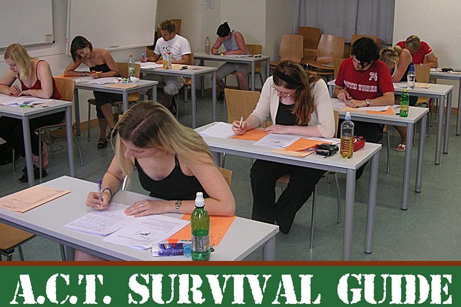 A.C.T.+Survival+Guide