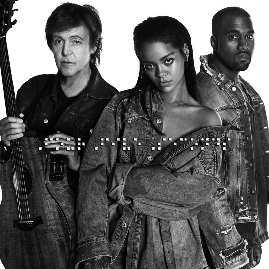This new track from Rihanna is different from what one would expect from the pop artist, but it is sure to bless listeners' ears.