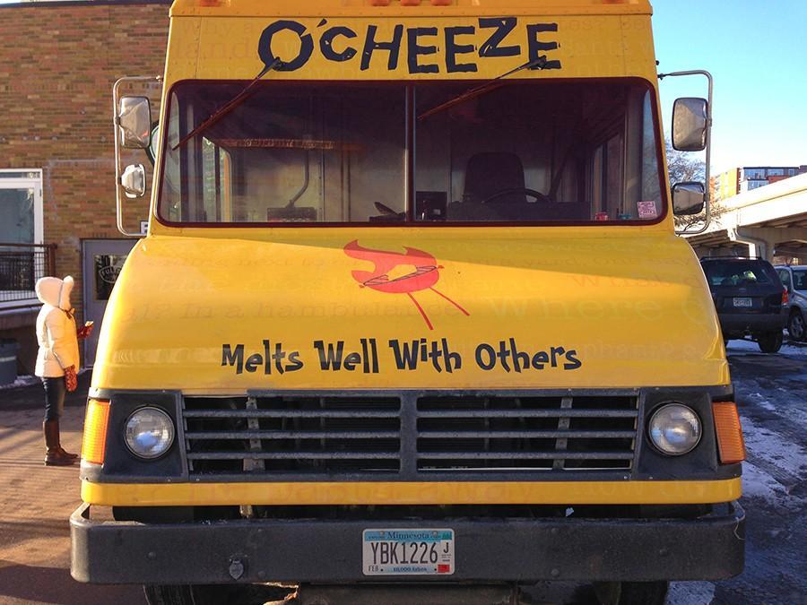 Food Trucks a Cultural Trend in the TC
