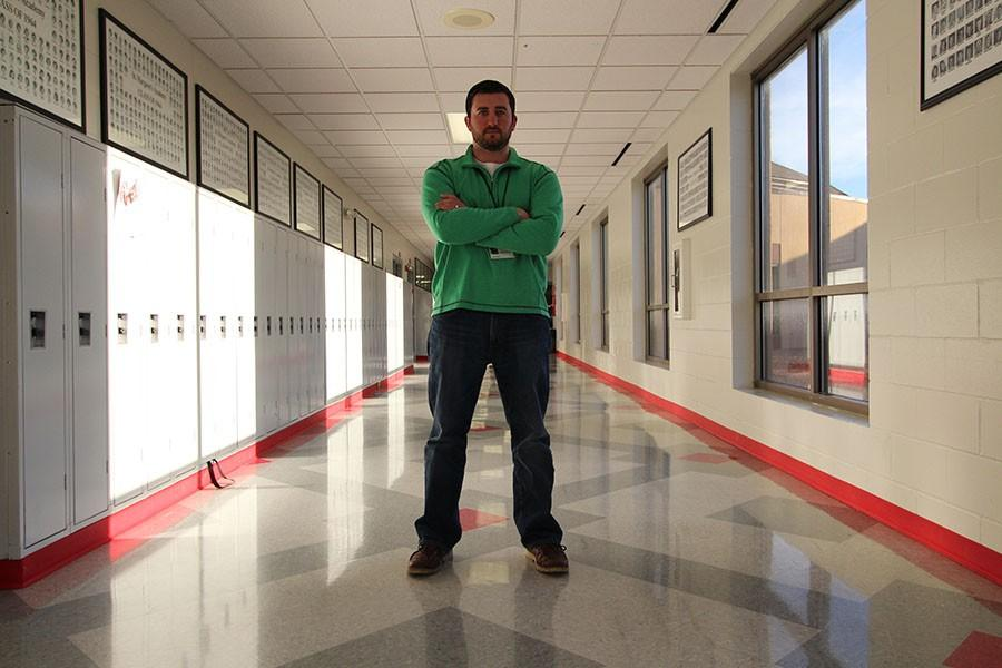 Mr. Hickey started as a BSM student and became a specialist in the Army. He returned to BSM to coach lacrosse and monitor the halls.