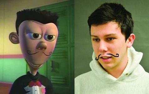 Student celebrity look-alikes: Animated Edition