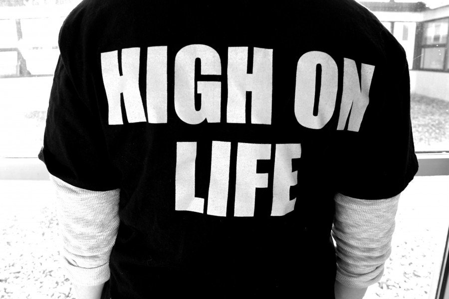 Knightlife meets about once a month, promoting a substance-free high school career and also encouraging students to educate their peers.