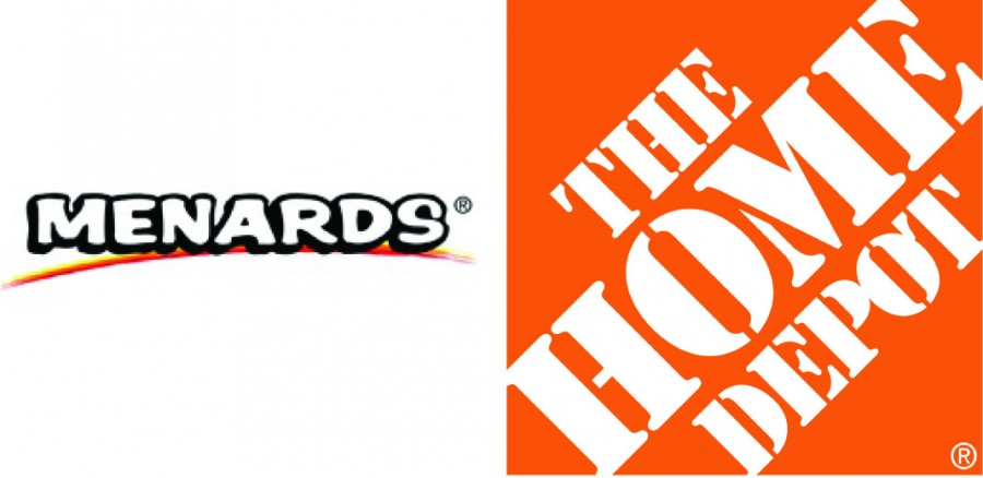 Menards Vs Home Depot Knight Errant