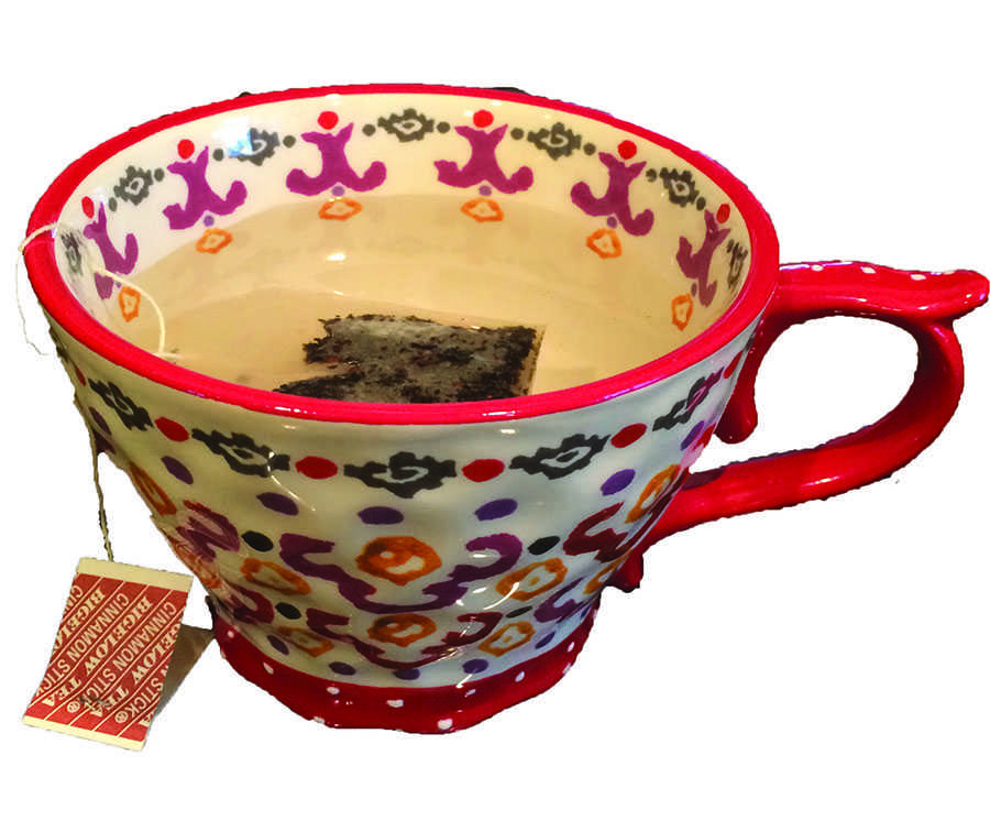 Tea drinkers see benefits from the herbs while  coffee drinkers fell the surge from caffeine.