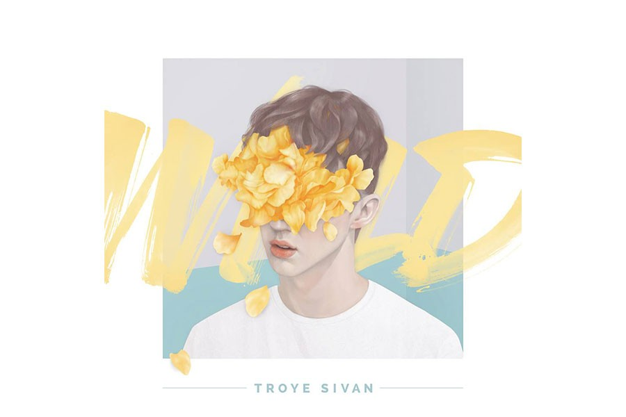 YouTube+personality%2Fsinger+Troye+Sivan+with+over+3.5+million+subscribers+releases+his+second+highly+anticipated+EP+%22WILD%22.