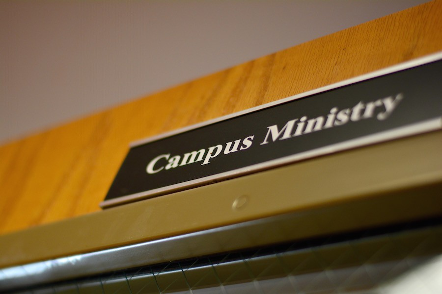Faculty and staff from Campus Ministry are upset about the retreat's cancellation.