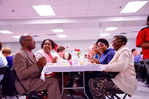 The success of BSM's annual Grandparents' Day continues