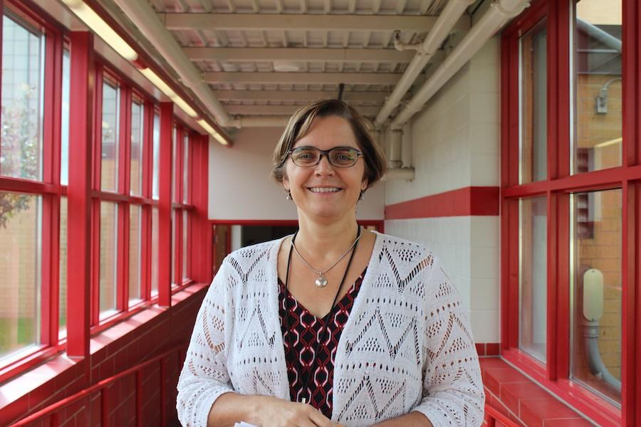 Dr. Sue Skinner, a member of the diversity team, looks forward to a more inclusive environment at BSM.