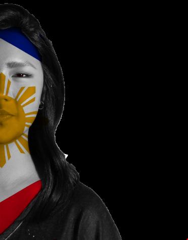 Gale Gerada who speaks Tagalog and English.