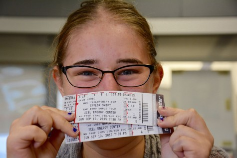 Taylor Swift: ticket trials