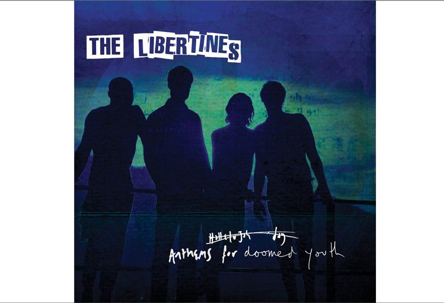 Not+every+band%27s+comeback+album+is+as+gratifying+and+satisfying+as+%22Anthems+for+Doomed+Youth%22+released+September+18+by+the+Libertines.
