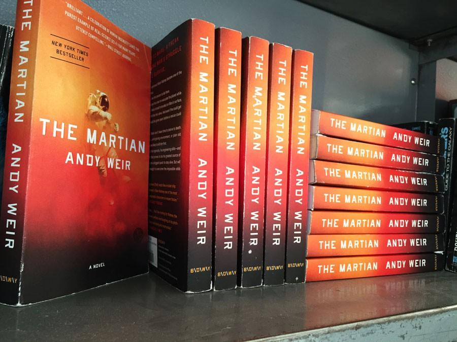 The Martian, first a bestselling novel, hit the big screen earlier this October and is astronomically popular among audiences of all ages.