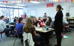 Juniors serve community through theology class