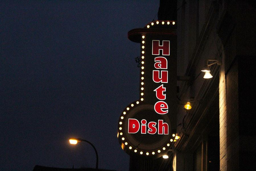 Haute Dish is located in the heart of Downtown Minneapolis on Washington Ave.