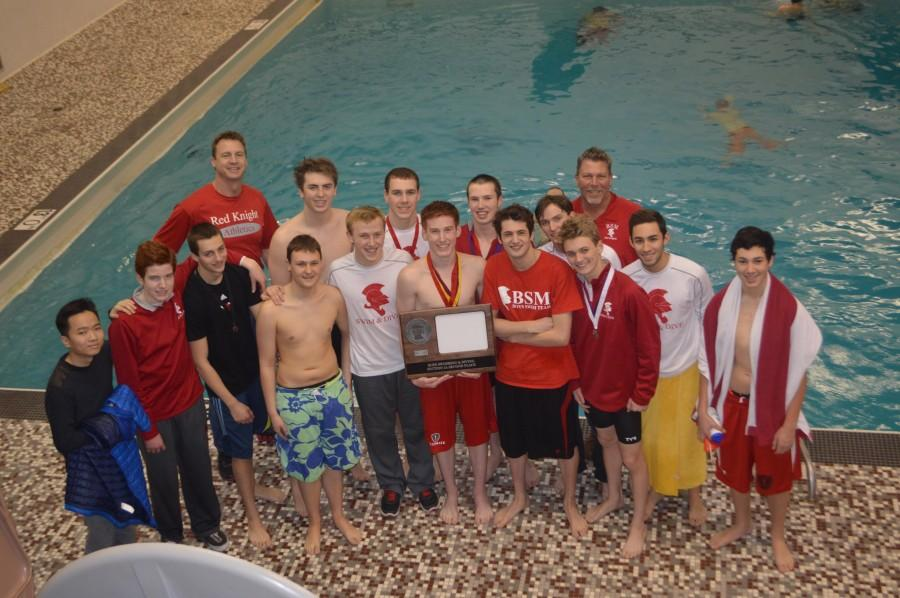 The+boys+swim+team+earned+second+place+at+Section+2A%27s+last+season.++They+want+to+rise+to+the+top+of+the+Section+this+year.