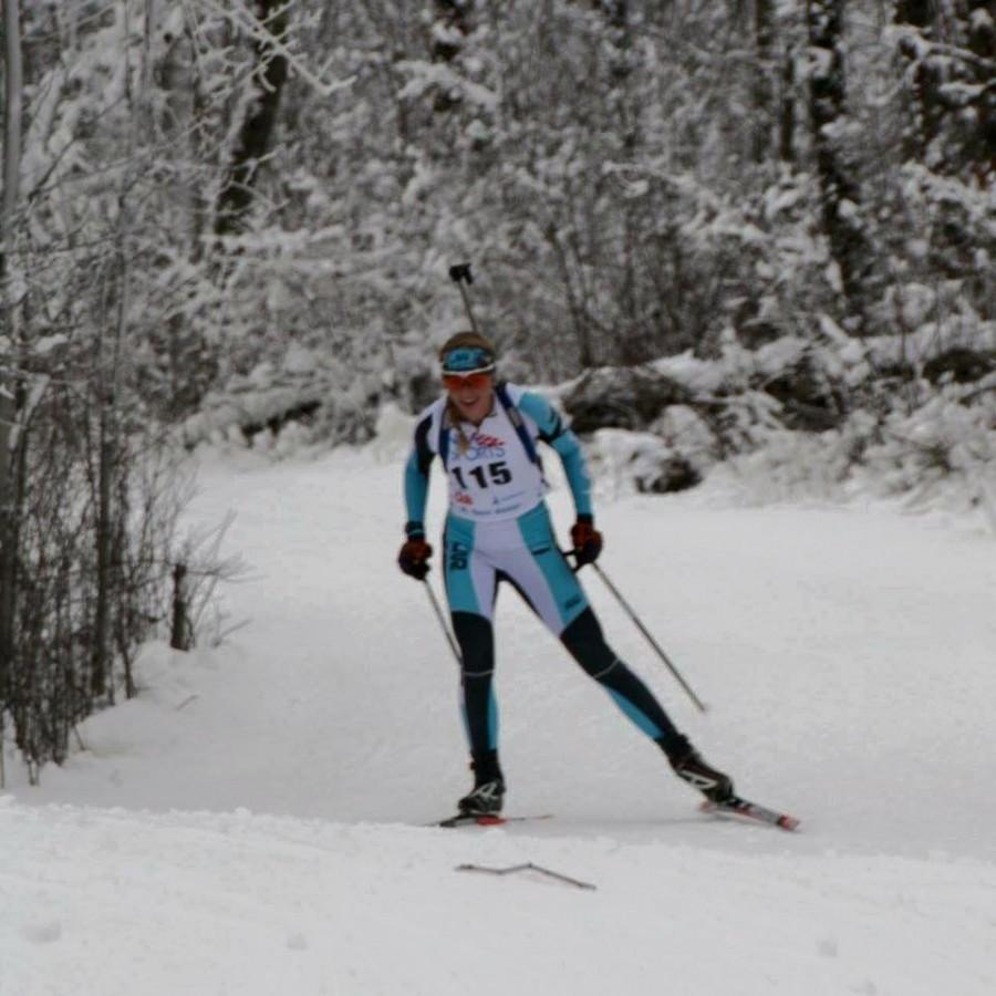 Senior+nordic+skier+Amanda+Kautzer+has+found+even+more+success+in+biathlon%2C+having+already+qualified+for+the+Youth+Olympic+Games.+