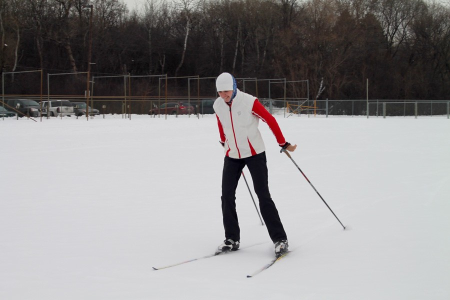 Nordic skiers claim the better sport because of their grueling workouts.