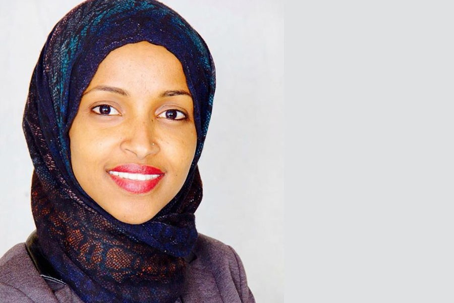 meet ilhan omar  the impressive woman  activist  and