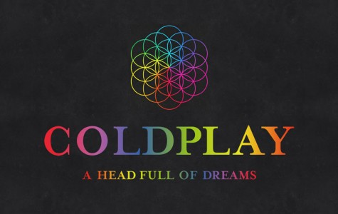 """Coldplay drops cheerful, yet painfully bland final album """"A Head Full of Dreams"""""""