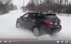 Winter car survival