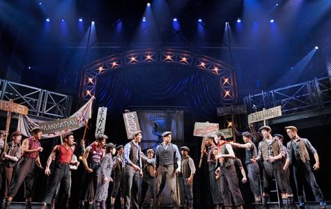 """""""Newsies"""" choreography takes center stage in Minneapolis"""