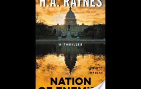 "Author Holly Raynes' story behind dystopian novel ""Nation of Enemies"""