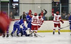 Seniors boys off to play junior hockey