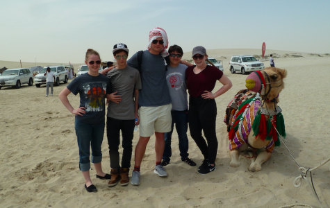 Destination Imagination team wins big in Qatar