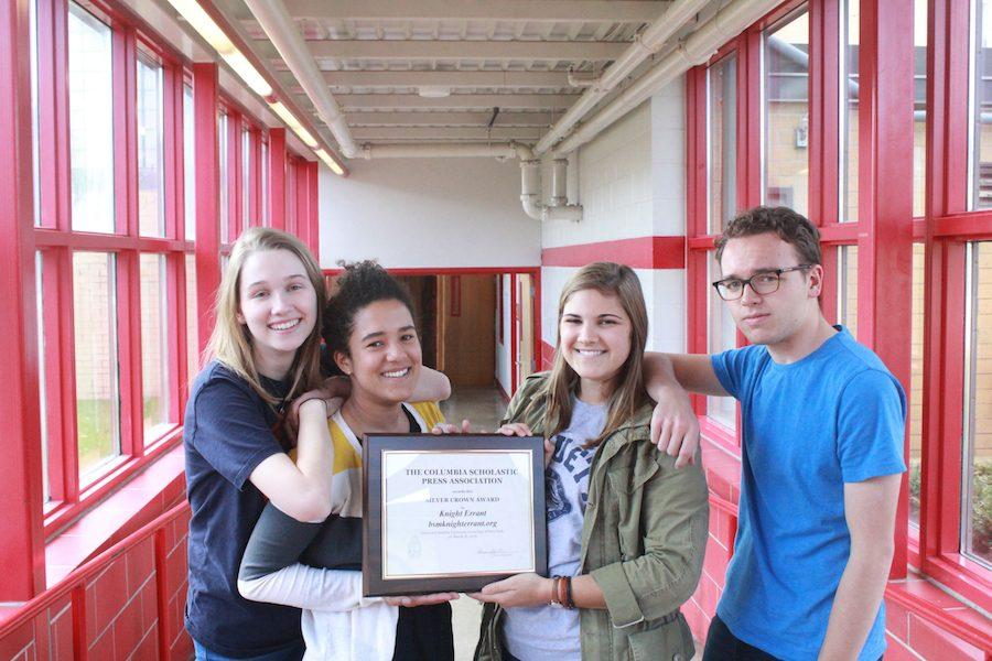 Current editors-in-chief Sarah Letscher, Rachel Lyons, and Adam Eldred, as well as managing editor Madison Hicks have helped as writers and editors to receive these awards.