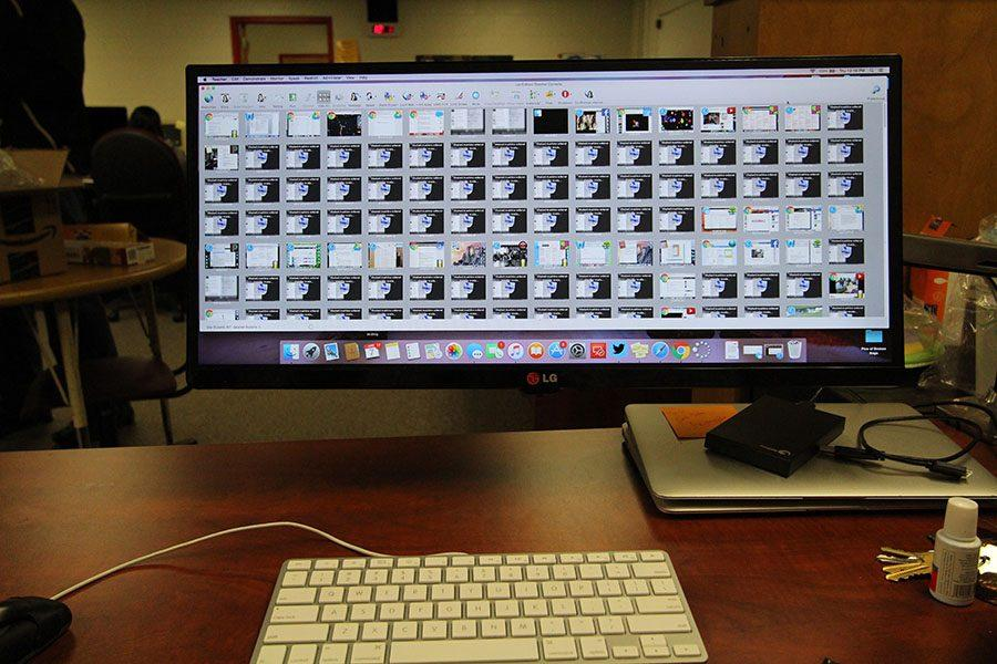 LanSchool allows administrators to view multiple screens around the school, and insure that students are on task.