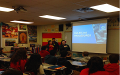 Spanish students participate in Model United Nations