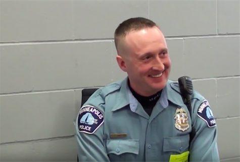 BSM alum John Haugland: giving police work his best shot