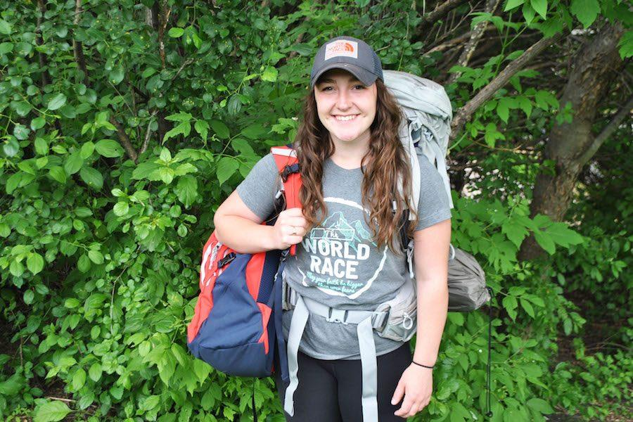 Sydney Hindrichs will be doing missionary work in South America for nine months through the World Race.