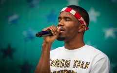 Four years coming, Frank Ocean's release of album