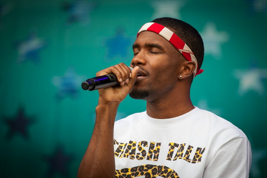 Four+years+coming%2C+Frank+Ocean%27s+release+of+album+%22Blonde%22+causes+frenzy+among+his+ever-growing+fan+base.